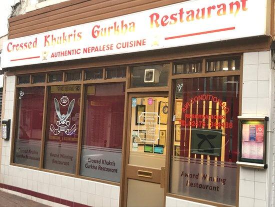 Crossed Khukris Gurkha Restaurant: photo0.jpg