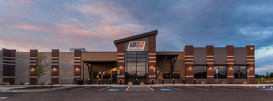 Meridian, ID: Beautiful building with 25-yd and 100-yd indoor shooting bays, retail store, classrooms/event ro