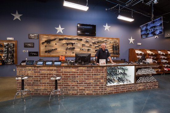 Meridian, ID: Rental Counter has plenty of firearms to try including automatic machine guns and suppressed gun