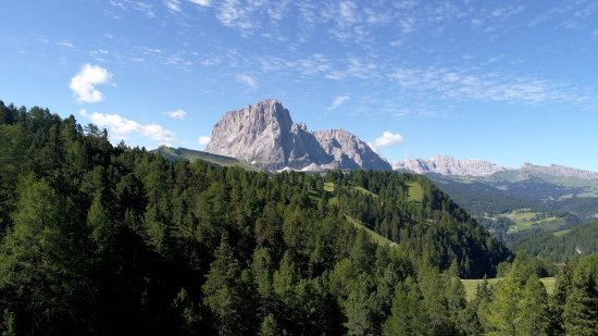 Val Gardena, Italien: Col Raiser