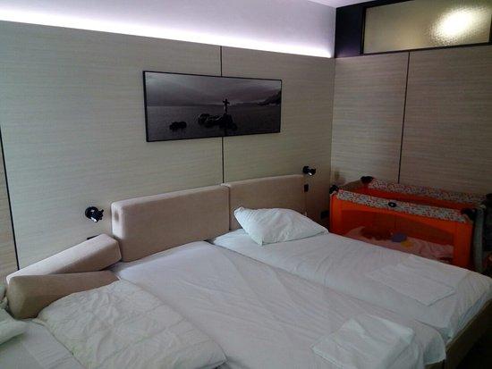 Odličan hotel, renovirani dio