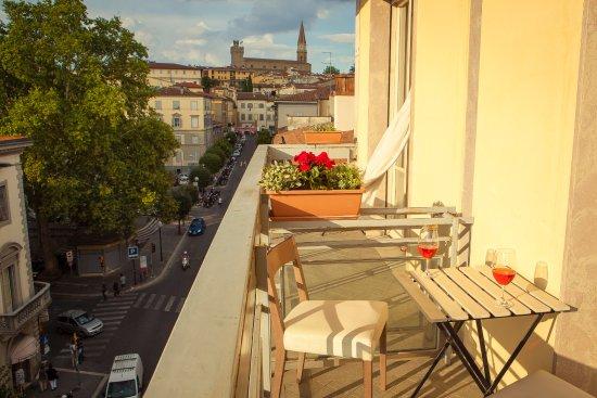 B&B La Terrazza - Prices & Reviews (Arezzo, Italy) - TripAdvisor