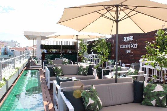 GARDEN ROOF BAR, Lisbon - Restaurant Reviews, Photos & Phone Number - Tripadvisor