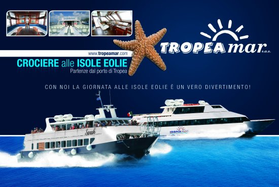 Tropea Mar - Mini Crociere Isole Eolie