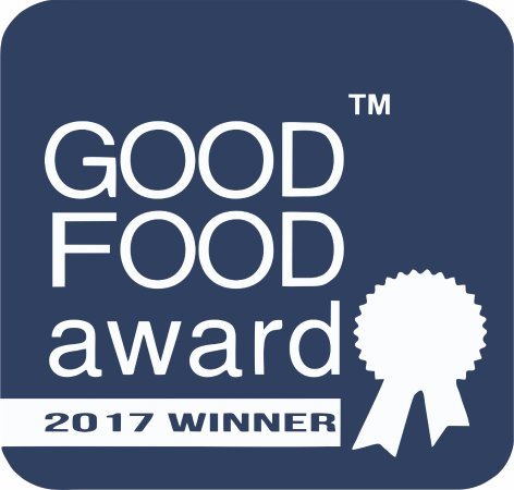 The Old Bakery Tearoom: Our second consecutive Good Food Award for 2017