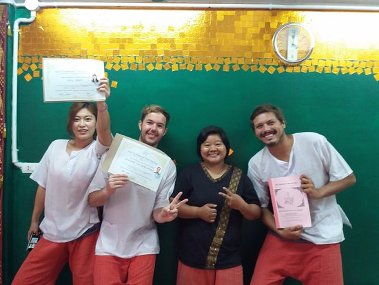 Jera Traditional Thai Massage - Day Course: The bes!