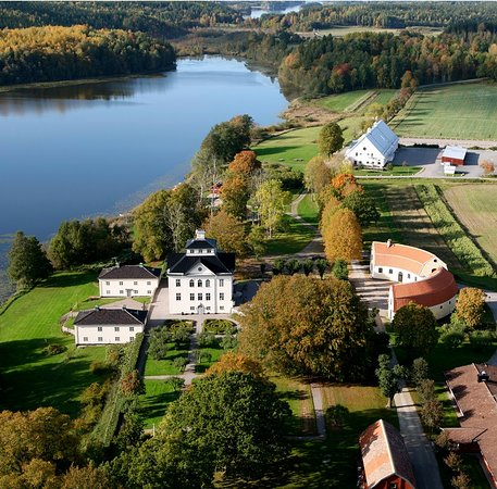 Nyköping, Zweden: Öster Malma Castle
