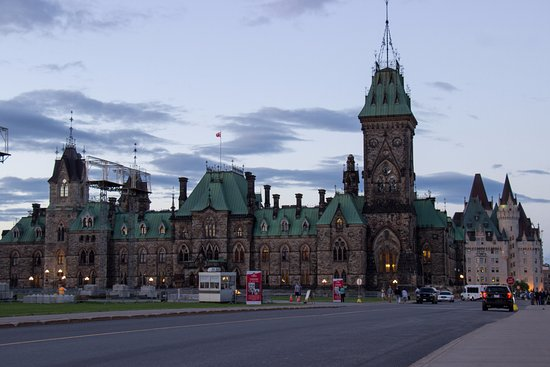 Ottawa, Kanada: Parliament
