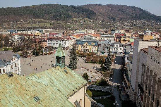 Жилина, Словакия: Výhľad z Burianovej Veže