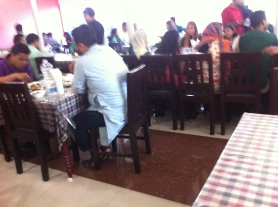 Jhaubon Restaurant: Jhawbon Restaurant