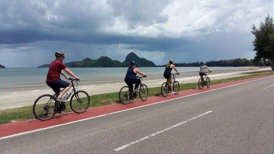 华欣自行车之旅