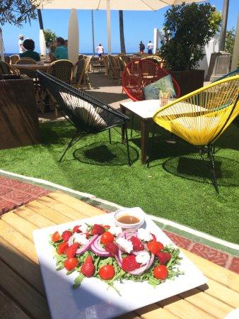 Photo0 Jpg Picture Of K1 Food Lounge Meloneras Tripadvisor