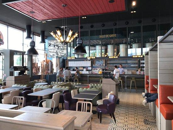 Les 3 brasseurs terville rue de linkling restaurant avis num ro de t l phone photos - Restaurant rue des bains luxembourg ...