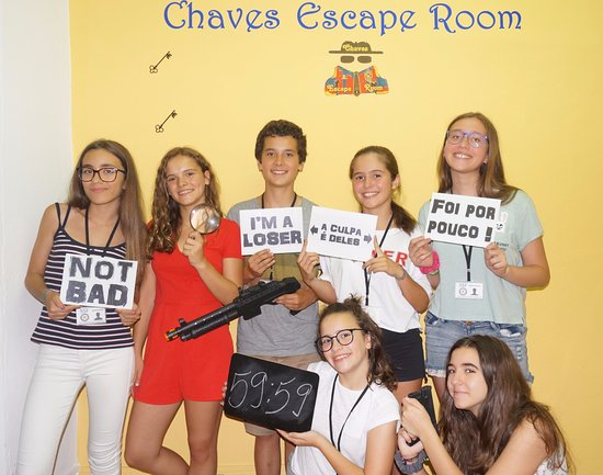 ‪Chaves Escape Game‬