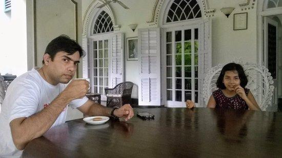 Jorhat, Ινδία: Tea time
