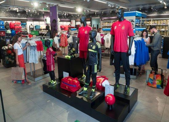 venta caliente disfruta del mejor precio a juego en color Oferta tiendas de deporte: fotografía de Getafe The Style ...