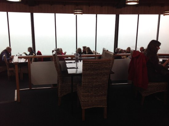 Bluff, Nowa Zelandia: The room with no view and expensive oysters