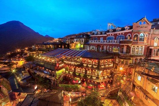 Xinyi District, Тайбэй: 九份-Jiufen