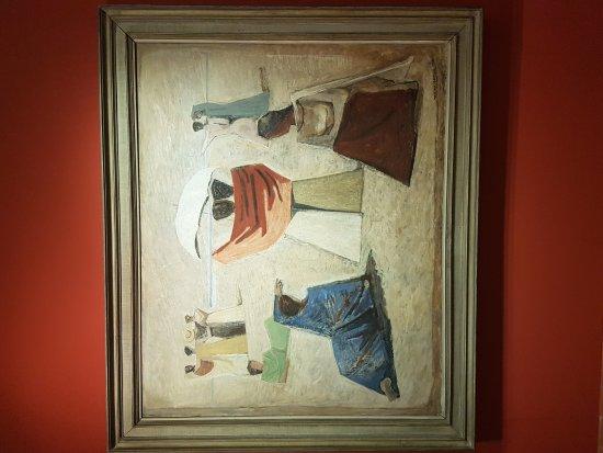 Galleria d'Arte Moderna di Roma Capitale : Pittori del 900