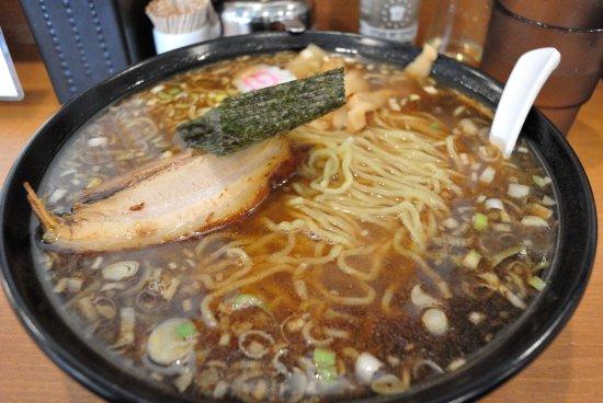 Akishima, Ιαπωνία: 魚介中華そば