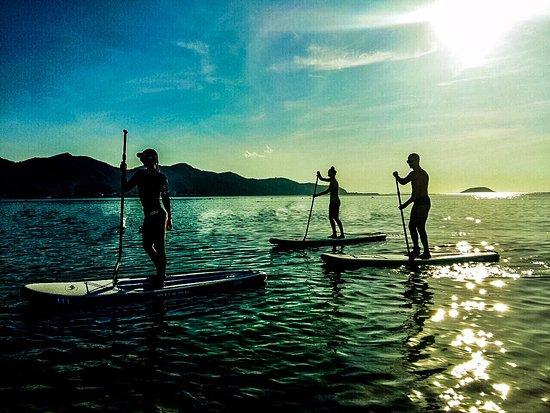 Sup Surf in Nha Trang
