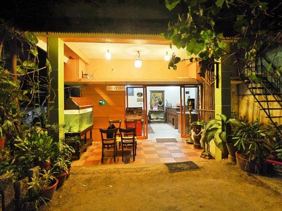 Interior - Picture of Hotel Mahabs, Mahabalipuram - Tripadvisor