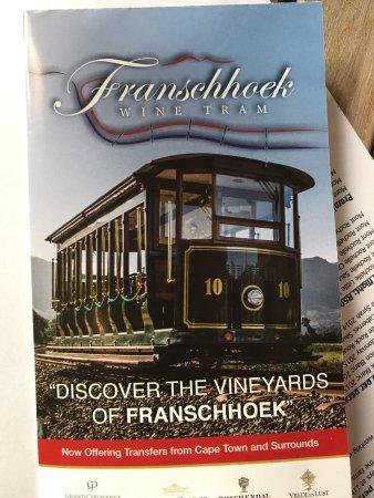 Franschhoek Wine Tram: photo1.jpg