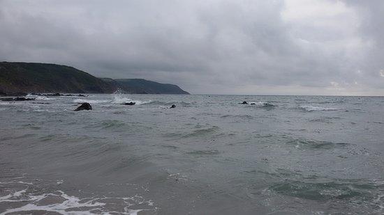 Widemouth Bay, UK: Widemouth Beach