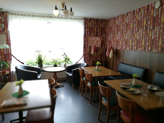 Nybro, Szwecja: Inomhus i konditorit