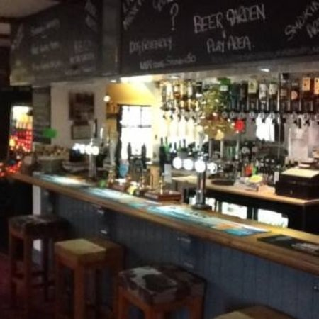 Gwinear, UK: our new bar