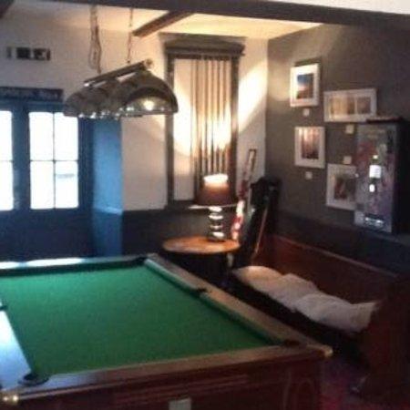 Gwinear, UK: play pool