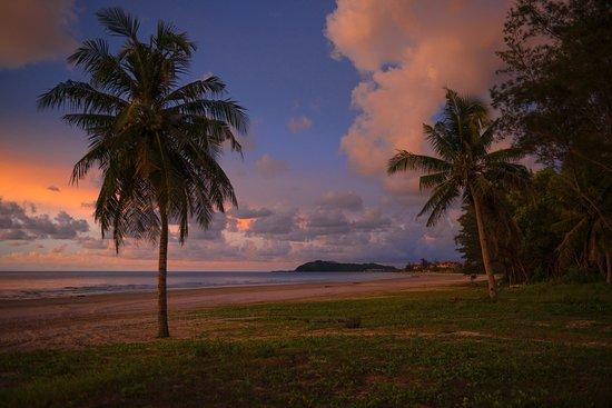 Nexus Resort & Spa Karambunai: A long undeveloped tropical beach