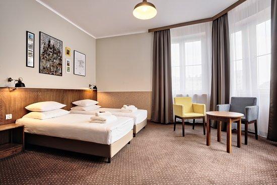 Daniel griffin aparthotel krak w polen omd men och for Appart hotel 57