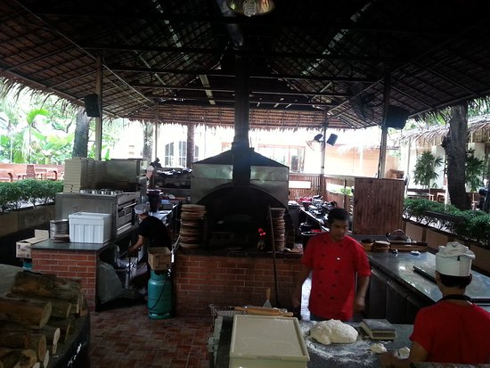 Mama Dolores - Yen Akat: Open Air Cooking and Seating and Meet the Owner!
