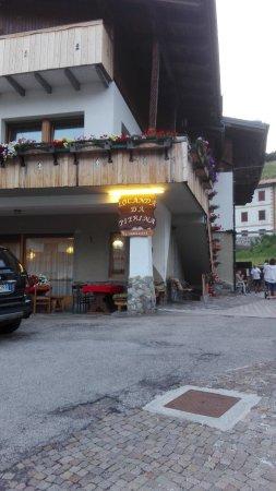 Santo Stefano di Cadore, Italia: Locanda da Pierina