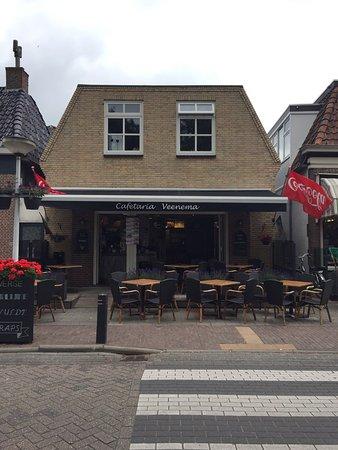 Akkrum, Holandia: Cafetaria Veenema