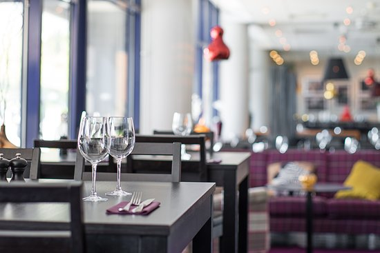 Restaurant BARA : Bara dukat bord