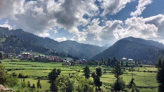 Doda, India: on the way to jai valley