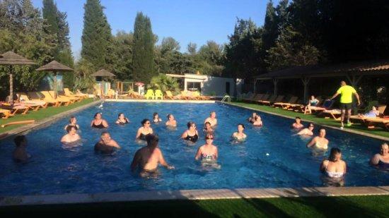 Taradeau, Frankreich: aquagym en juillet et aout gratuit