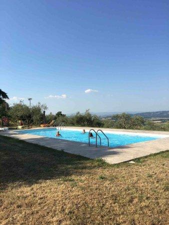 Agriturismo Montefreddo e Acerona (San Casciano dei Bagni, Italy ...