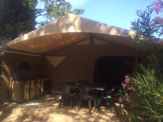 Taradeau, Frankreich: bungalow sans sanitaire