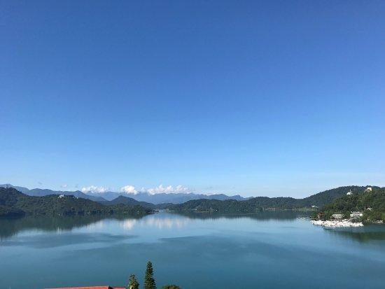 Fleur de Chine Hotel Sun Moon Lake : 湖景房間
