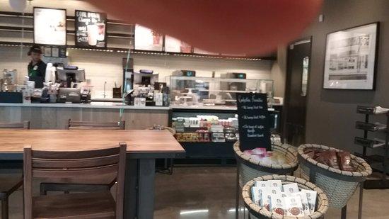 Starbucks at The Ridge, Rochester NH