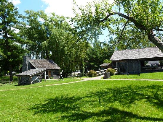 Shelburne, VT: early settler