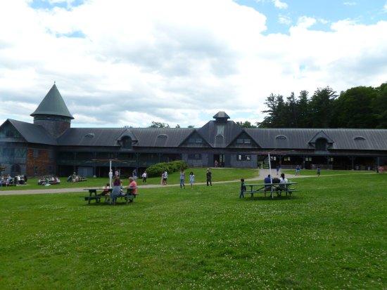 Shelburne, VT: Main barn