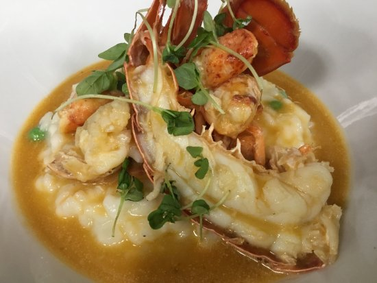 Marshfield, MA: Lobster Saute, 1 1/4