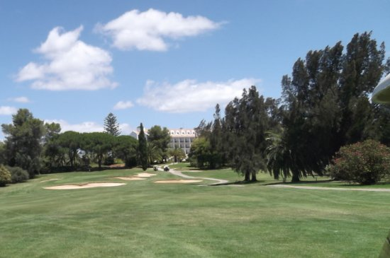 Penina Hotel & Golf Resort: 18 hole view