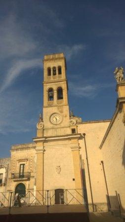 Specchia, Italy: parrocchiale B.V. Maria