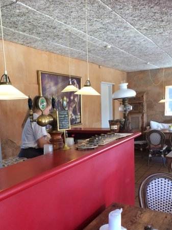 Vordingborg, Denmark: Café Oskar