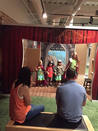 Shawnee, KS: KidScape theatre